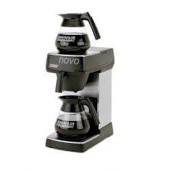 Kaffemaskine, Bonamat NOVO, 2 stk. varmeplader