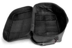 Mars, blød version - Håndlavet læder taske