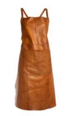 North - Håndlavet læder forklæde