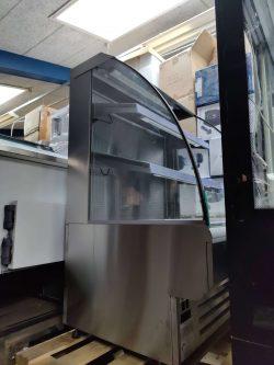 Kølereol til selvbetjening fra Juka, brugt