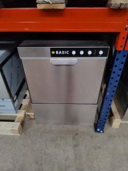 Underbordsopvaskemaskine BASIC, brugt 1 måned til udlejning