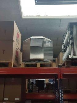 Motor til emfang til loft / tag - fra fejlbestilling. 8000 m3