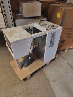 Kølerumskompressor brugt til udlån 4 måneder, Cibin 06125N (6,5 m3 kapacitet)