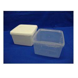 Plastbøtte 3000 ml, stabelbar og fødevaregodkendte, 5544DTE