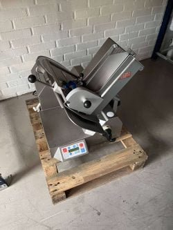 Automatisk pålægsmaskine fra Scharfen, brugt